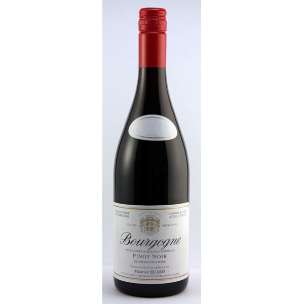 Domaine Maurice Ecard Bourgogne Rouge Pinot Noir