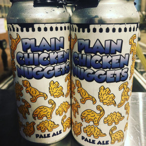 Stickman Plain Chicken Nuggets Pale Ale CASE