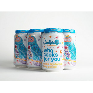 Jackie O's Brewing Who Cooks For You Hazy IPA CASE